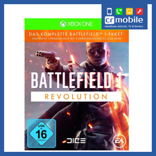 BATTLEFIELD 1 Révolution Edition la gamme complète Paquet-Xbox One Neuf Wow