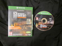 XBOX ONE : STATE OF DECAY - YEAR-ONE SURVIVAL EDITION - Completo, ITA !