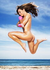 "004 Miesha Tate - Mixed Martial Artist UFC Champion 14""x19"" Poster"