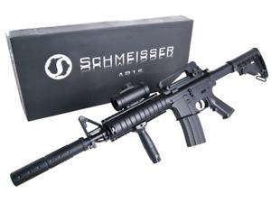 Sturmgewehr Schmeisser AR-15 AEG 6mm BB !