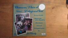 33T vintage - Chansons d'hier et d'aujourd'hui volume 9