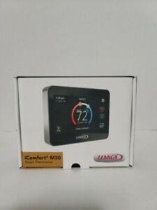 LENNOX M30 Smart Programmable Thermostat - Black (15Z69)