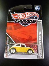Hot Wheels Garage Volkswagen Beetle w/ Real Rider tires