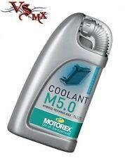 Motorex Green Motor Bike Motorcycle Coolant Pre Mix Hybrid M5.0 - 1Litre