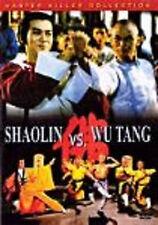 Shaolin vs Wutang * DVD NEW aka Shaolin & Wu Tang