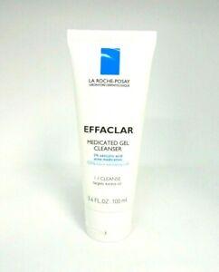 La Roche Posay Effaclar Medicatd Gel Cleanser ~ 3.4 oz ~ See Description