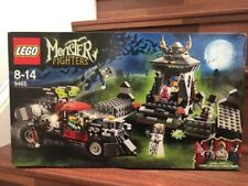 NEW LEGO Monster Fighters The Zombies 9465 , SEALED!