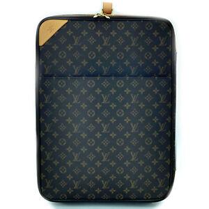 LOUIS VUITTON Pegase 55 Travel carry bag trolley luggage case M23293 Monogram LV