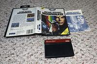 Michael Jackson's Moonwalker (Sega Master System) CIB Complete