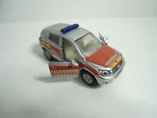 Toyota RAV4 Feuerwehr Siku Art.Nr. 1431