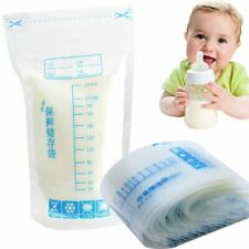 HOT SALE 30Pcs Baby Breast Milk Storage Bags Food Pouch Pre-sterilised