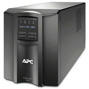 APC SMT1000c 1000VA 700W 120V Smart-UPS SmartConnect Power battery Backup Ref