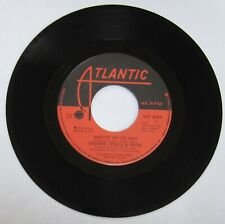 """Crosby, Stills & Nash - Canadian 45 - """"Wasted On The Way"""" / """"Delta"""" - A-side NM"""