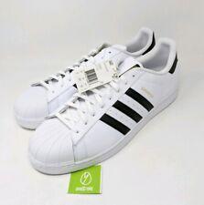 adidas Originals Men's Superstar Sneaker size 19 C77124