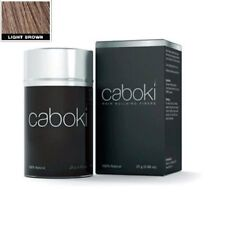 Caboki Light Brown color Hair Building Fiber, Hair Loss Concealer in old version