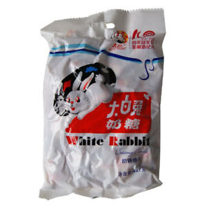 WHITE RABBIT CREAMY CANDY SWEETS - 108G