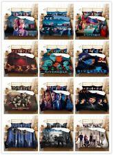Film 3D Riverdale Bedding Set Duvet/Quilt cover Pillowcase Single/Double 3PCS