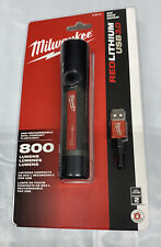 Milwaukee 2160-21 800 Lumens USB Rechargeable Compact Flashlight (NEW IN BOX)