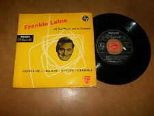 FRANKIE LAINE - EP HOLLAND PHILLIP 429015  / LISTEN - POP  COUNTRY