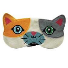 Novelty Pussy Cat Eye Mask Fun Blindfold Eyemask Travel Sleep Aid Xmas Gift