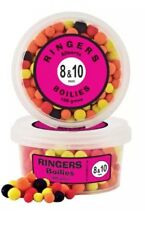 Ringers - Allsorts Match Boilies 100g - 8mm and 10mm New