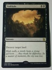 Sinkhole - Eternal Masters (Magic/mtg) Rare