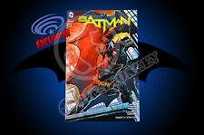 2016 WonderCon Batman #50 David Finch Exclusive Variant - Wraparound Cover