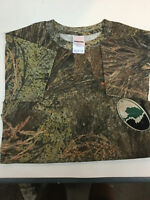 Mossy Oak Youth small short sleeve t-shirt NEW with tags boys camouflage