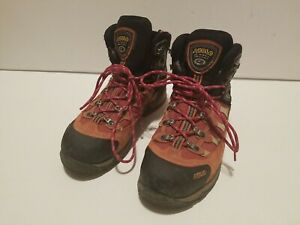 Asolo Gore-Tex GTX Womens Multicolor Waterproof Hiking Boots Ladys 9.5 Eur 42