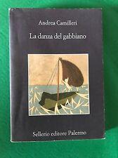 La danza del gabbiano - Andrea Camilleri - Sellerio - 2009