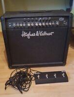Hughes & Kettner Gitarrenverstärker Attax 100 Combo