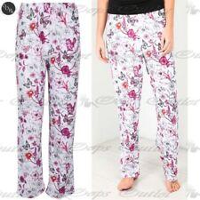 Unbranded Flower Wide Leg Trousers for Women