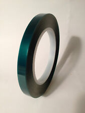 Green Polyester Powder Coating Masking Tape 10mm x 66m