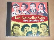 CD / LES NOUVELLES VOIX DES ANNEES 50 / TRES BON ETAT