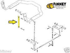 Case skid steer safety bar spring cylinder 128461A2 new 1840 1845 1845c 1838