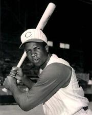 Cincinnati Reds FRANK ROBINSON Glossy 8x10 Photo Major League Baseball Photo