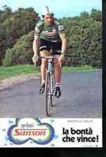 MARCELLO OSLER Cyclisme Ciclismo Team SANSON 1980s Cycling ciclista velo 1980