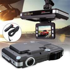 New listing 360° Auto Radar Detectors Hd Dash Cam G-Sensor Safety Anti Police Car Camera