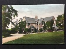 Vintage Postcard - Devon #B02 - RP Northam, Burrough House, Home Of Amgas Leigh