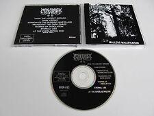 CENTINEX Malleus Maleficarum CD 1996 VERY RARE ORIG. 1st PRESS USA WILD RAGS!!!!