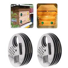 10pcs Anti Run Hive Entrance Beehive Nest Door Gate Beekeeping Equipment Us