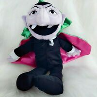 Sesame Street The Count Plush Toy THE COUNT Vampire