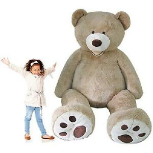 Oversize Giant Teddy Bear 8ft Jumbo Plush Gigantic Stuffed Animal Valentines Day