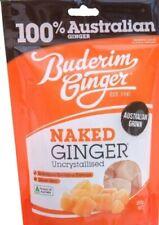 Buderim Ginger Naked Ginger 200g
