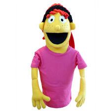Customizable Girl Puppet #1 - Professional Puppet Ministry, School, Church