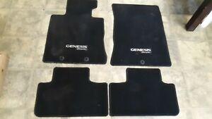 16 Hyundai Genesis coupe factory carpet floor mats