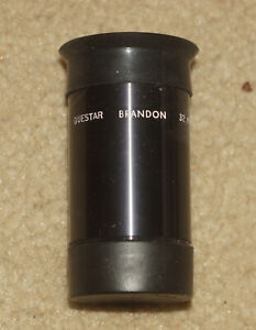 Questar 32mm Brandon Eyepiece Lens, VG