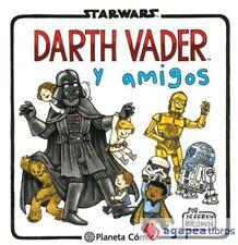 Star Wars. Darth Vader y amigos. NUEVO. ENVÍO URGENTE (Librería Agapea)