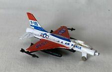Vintage General Dynamics F-16 Military Aircraft Fighter Jet Airplane Toy A144