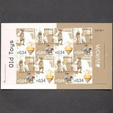 CYPRUS 2015 EUROPA CEPT MNH BOOKLET